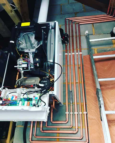 Pierson Heating Boiler Replacement